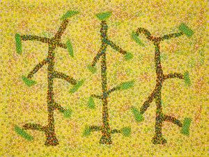 Strangely Rare Plant Rod Jones Artist