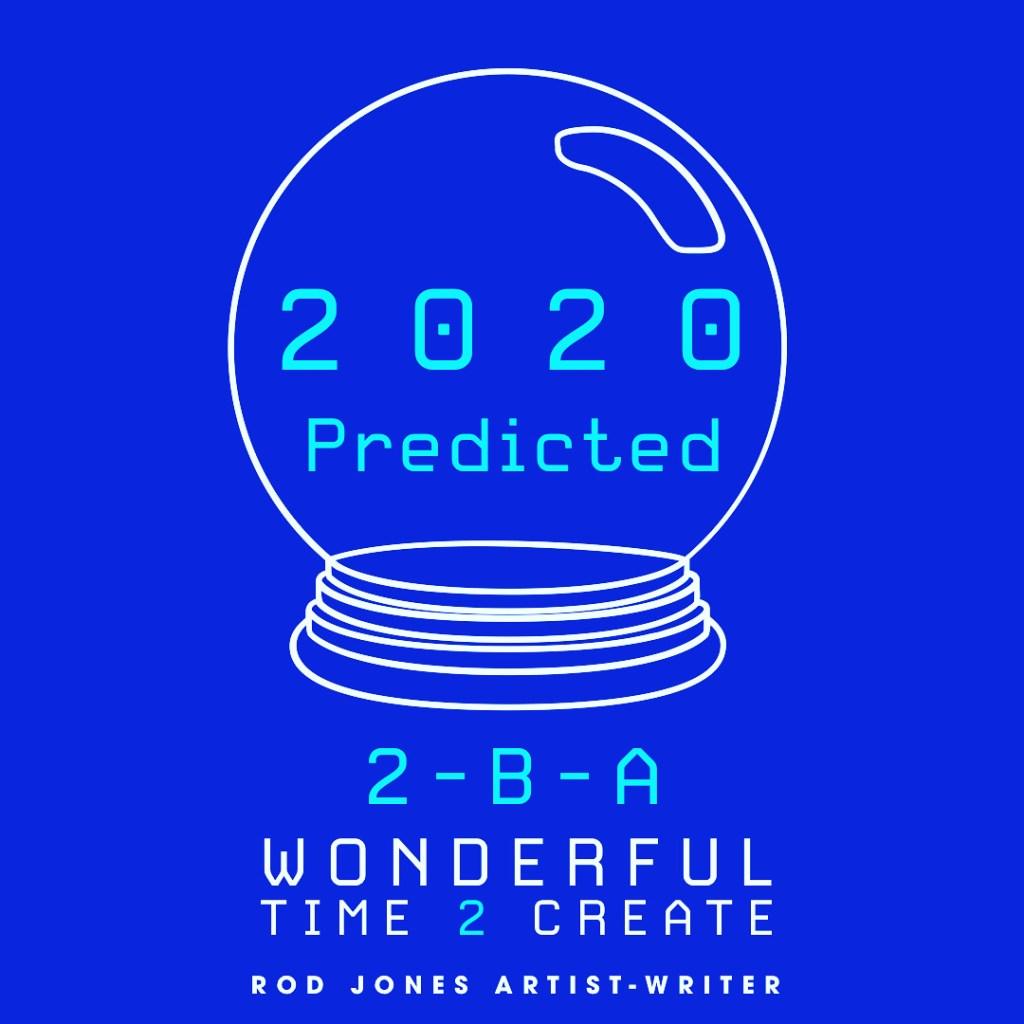 2020 Predicted Rod Jones Artist