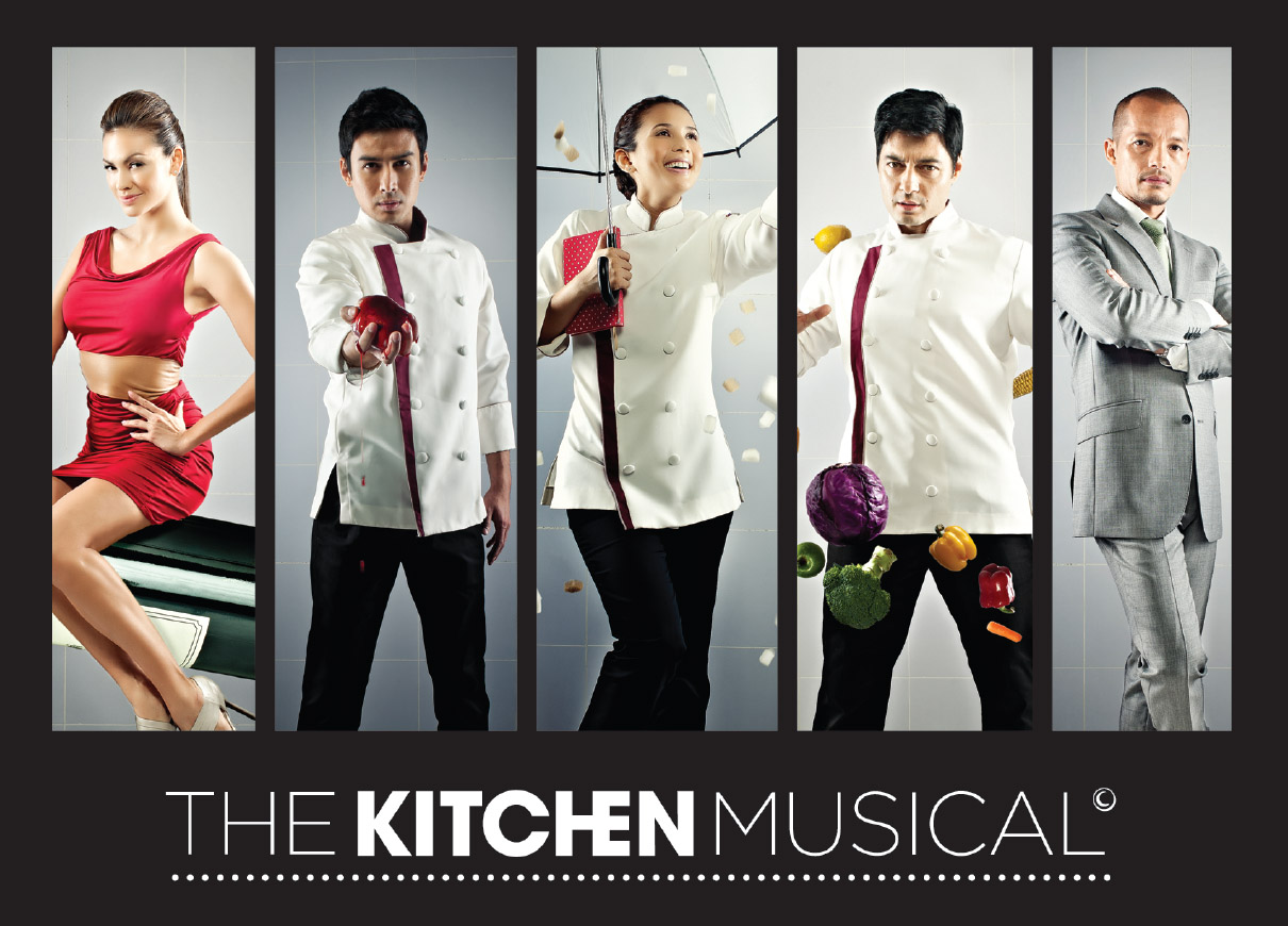 KITCHEN MUSICAL Finale on Studio 23  The Rod Magaru Show