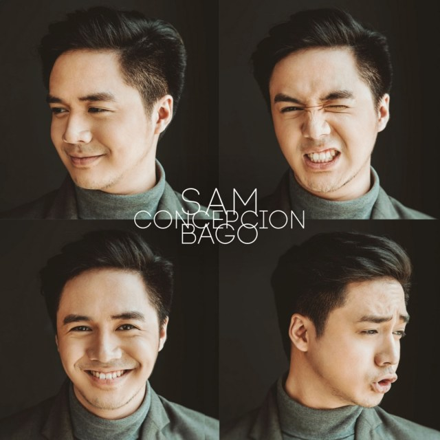 """music) sam concepcion is back with """"bago"""" album from"""