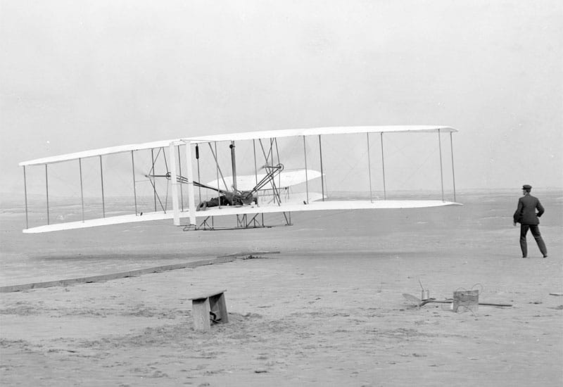 100 Years From Kitty Hawk