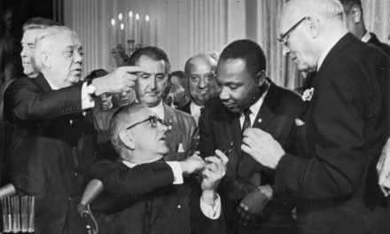 The Civil Rights Act of 1964: Forty Years Betrayed