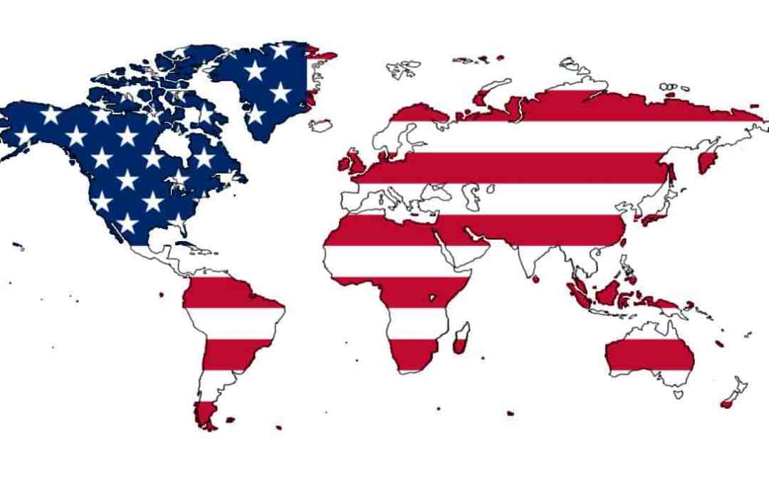 America Is Not An Empire