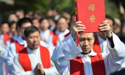 "China Close to Becoming World's ""Most Christian Country"""