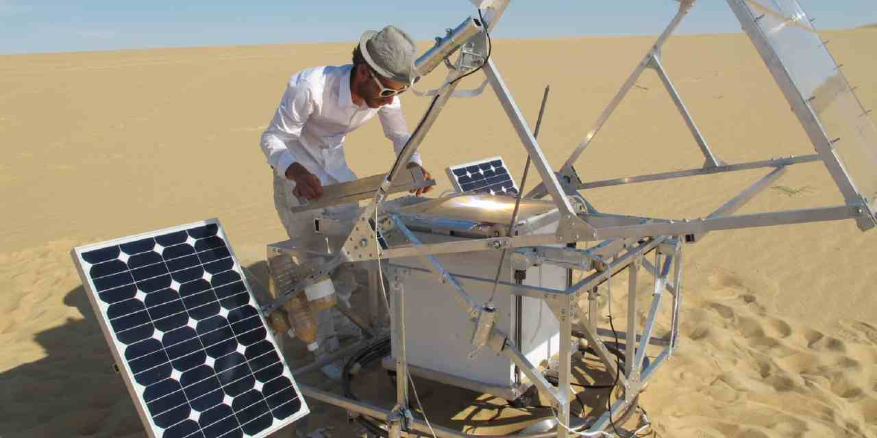3D Printing with Sand and Solar Power