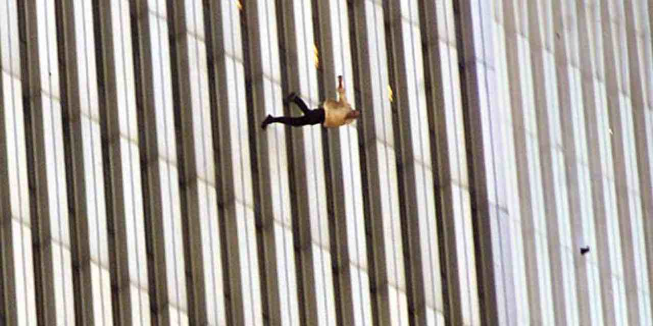 Feeling the Pain of the Falling Man of September 11th
