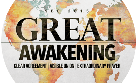 SBC Churches: Own Up, Wake Up, and Rise Up