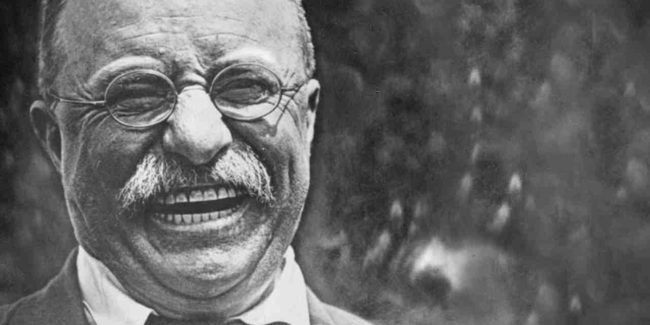 Theodore Roosevelt: The Man in the Arena
