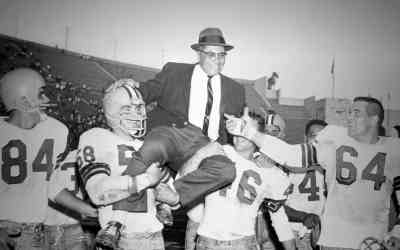 Vince Lombardi: What It Takes to be Number One