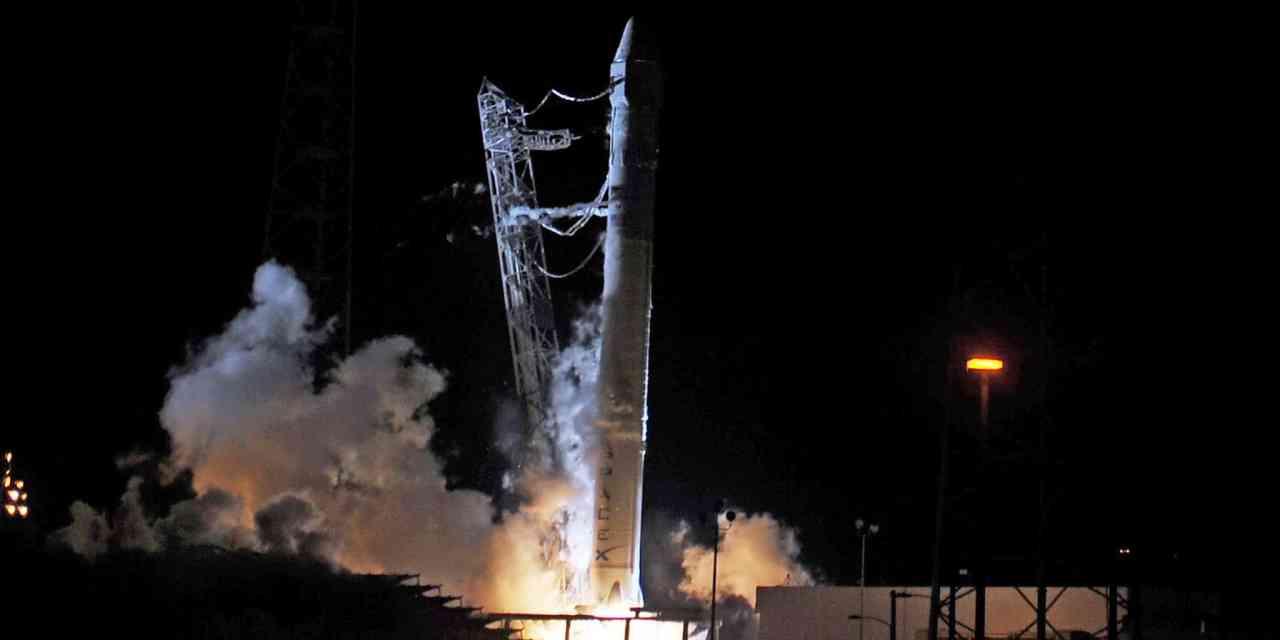 The Multibillion Dollar Rocket War