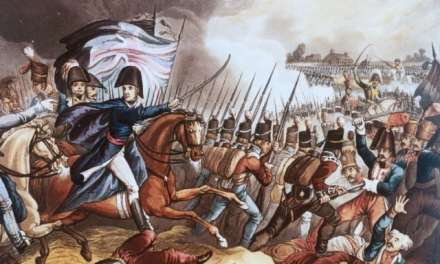 The Battle of Waterloo: A Landmark in Britain's Geopolitical Strategy