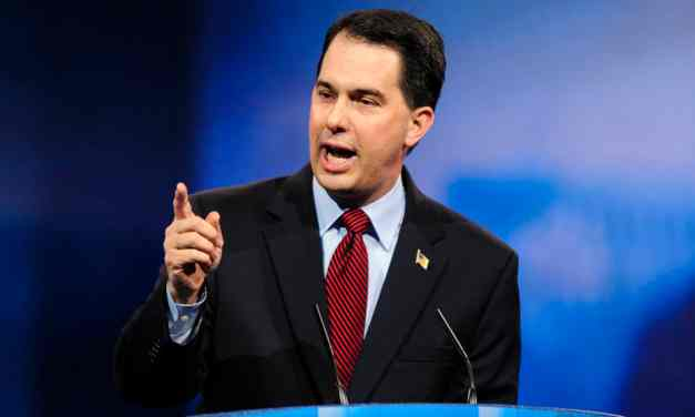 Scott Walker is Owed a Refund