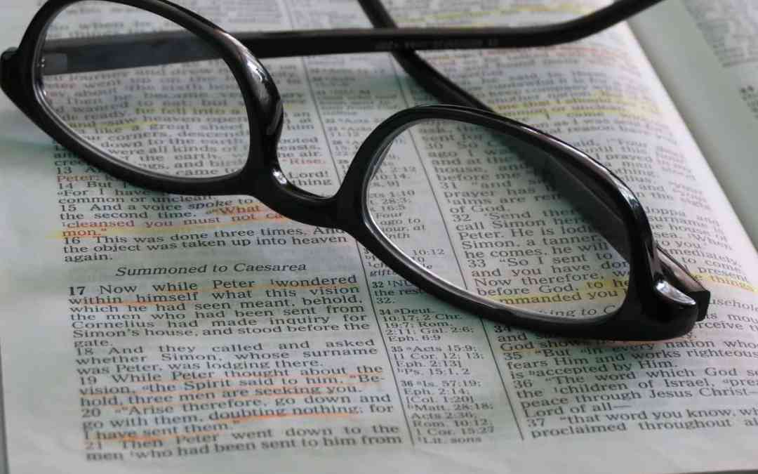 Study: Bible Reading Dramatically Changes Behavior, But…
