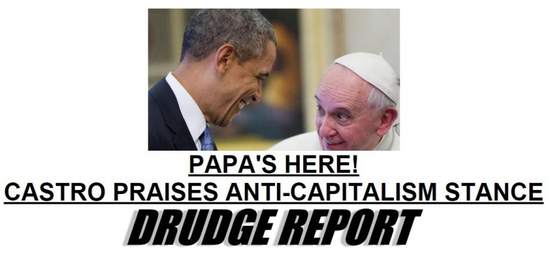 The Pope is Wrong About Capitalism