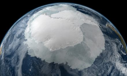 The Curious Reaction to NASA's Antarctic Ice Growth News