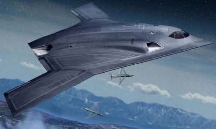How a New Bomber Will Shape U.S. Military Strategy