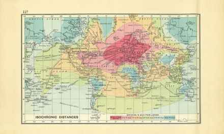 An Astonishing Century of Progress in One Map