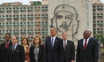 A Radical Chic President in Communist Cuba