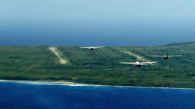 Runway Able: Where World War II Ended