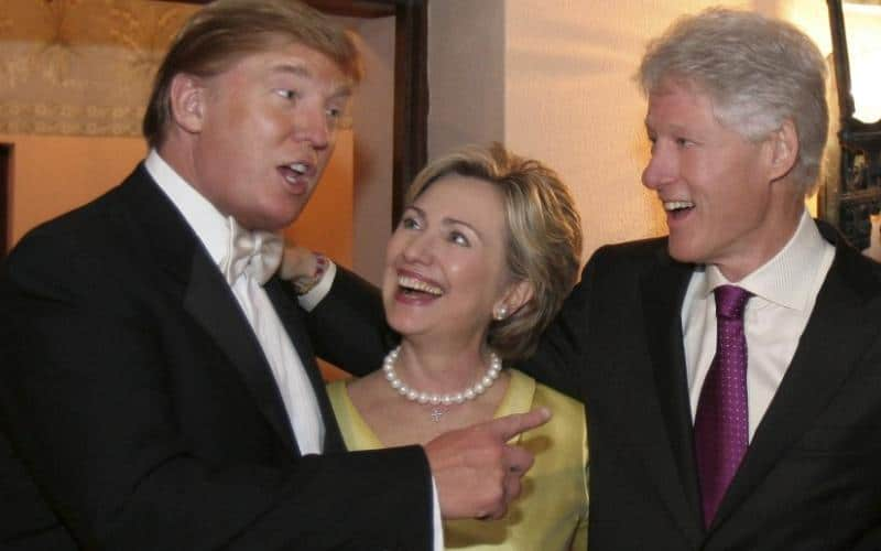 Is Trump Really Working For Hillary?