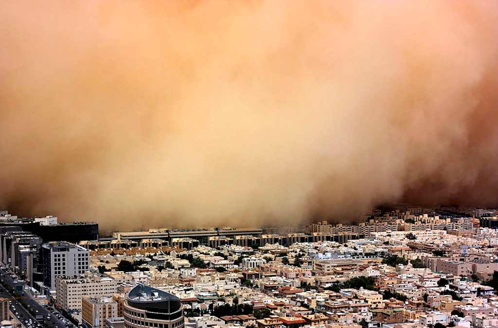 Sandstorm Over the House of Saud
