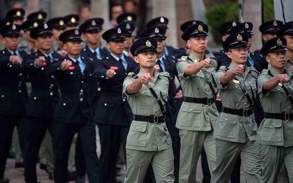 Hong Kong Chafes Under China's Rule
