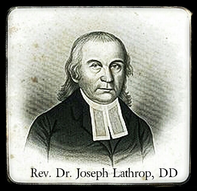 "Election Sermon Series: ""A Sermon On A Day Appointed For Publick Thanksgiving"" by Joseph Lathrop (Dec. 14, 1786)"