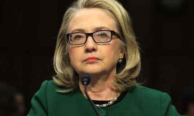 Vote: Should Hillary Be Prosecuted?