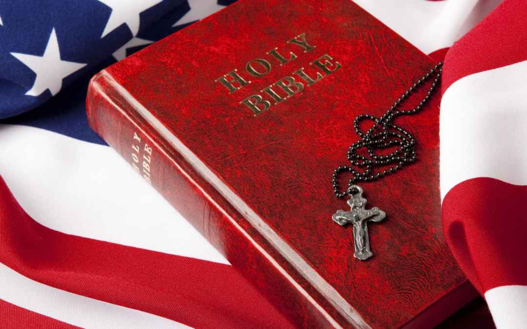 American Christians: Not Voting is Never An Option