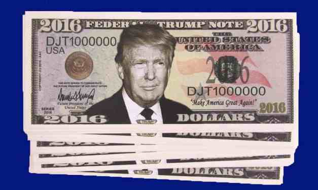 The Global Financial Earthquake of a Trump Dollar