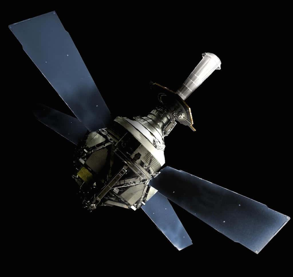 The Einstein Probe satellite that will carry two X-ray telescopes of differing sensitivities to search for black holes, gravitational waves, gamma-ray bursts and other phenomena.
