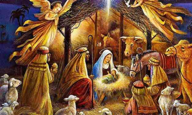 Power Perfected in Weakness: Saturnalia vs. Christmas