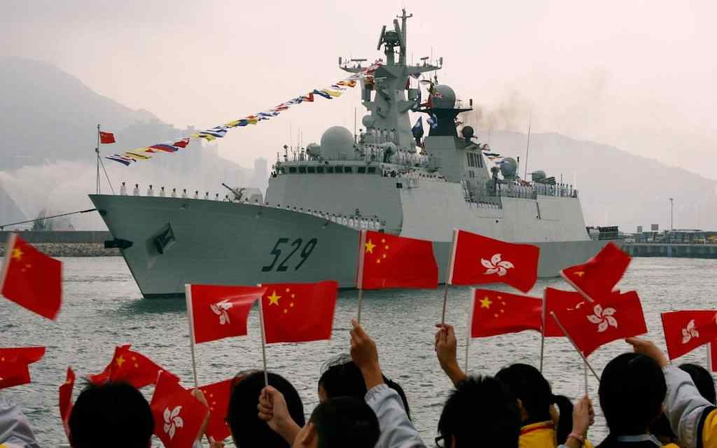 Beijing's Real Blueprint in the South China Sea