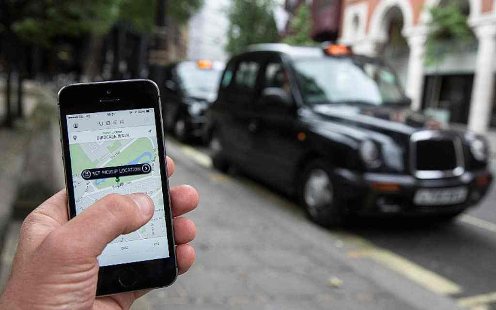 Uber Wants to Get Off Google's Maps