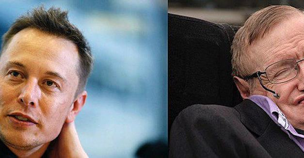 Stephen Hawking and Elon Musk Endorse 23 Principles for A.I.