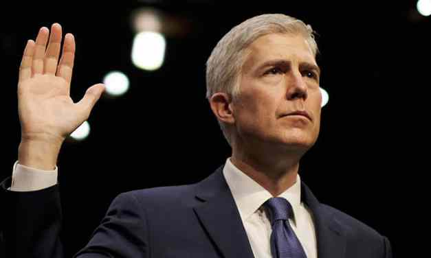 A Supreme Court Nominee Who Understands the Danger of Power