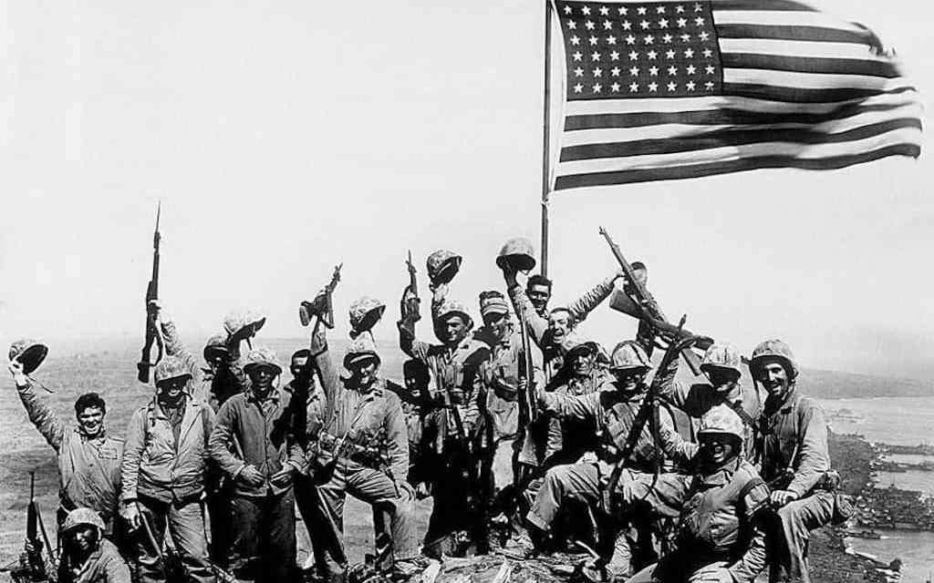 The World That World War II Built