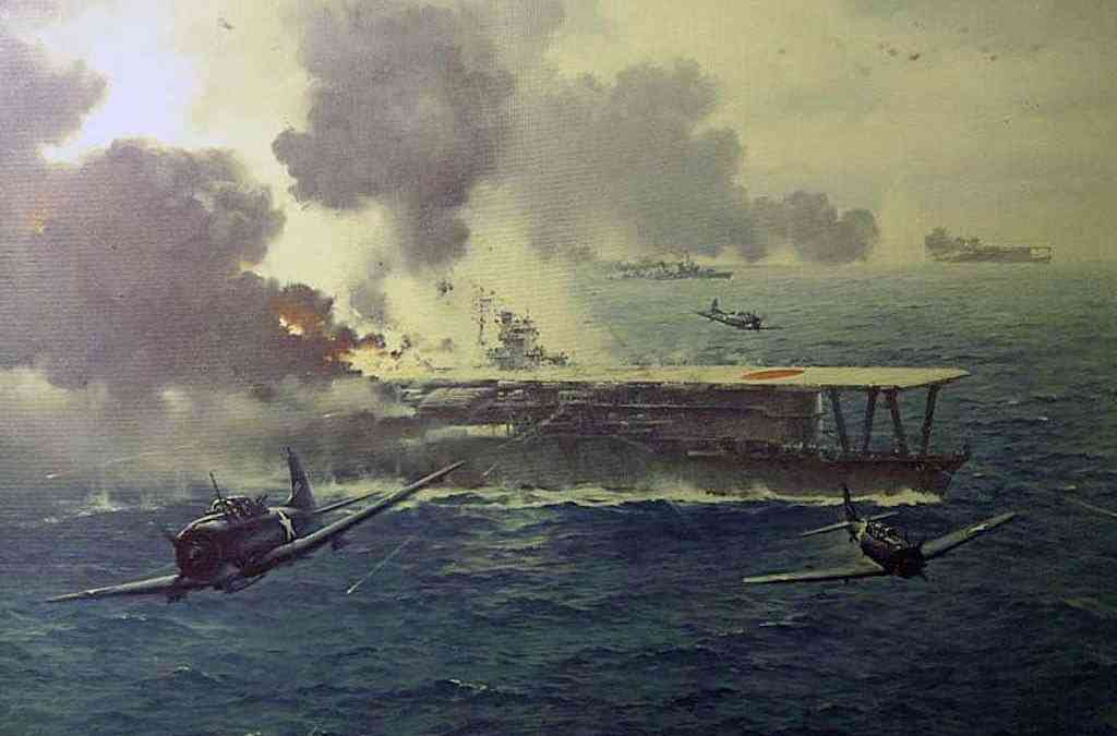 the consequences of a japanese victory at the battle of midway Yet ijn officers founded their battle plan on two contradictory assumptions about how us navy commanders would react to a japanese attack on midway island in effect yamamoto and his lieutenants foretold both that adm chester nimitz's pacific fleet would fight and that it wouldn't yamamoto, that is.