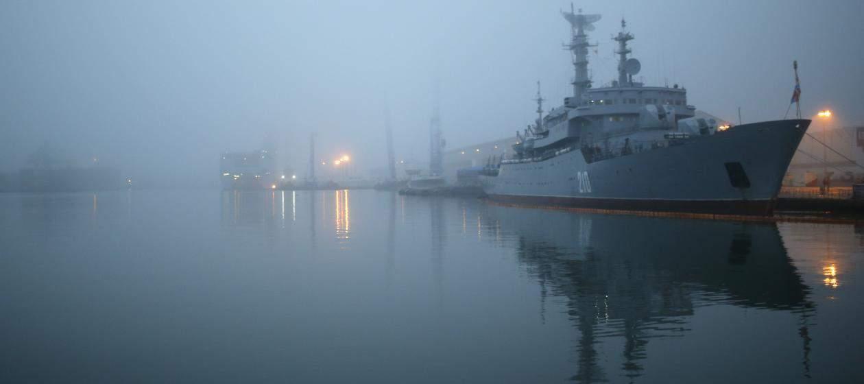 Russia Scuttles Its Grand Maritime Dreams