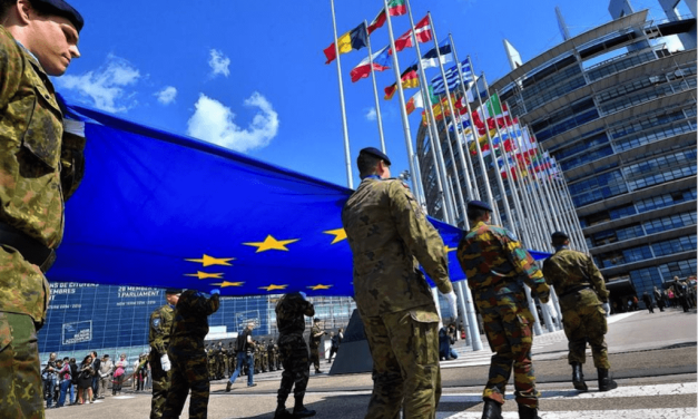 The European Union Is Doomed to Fail