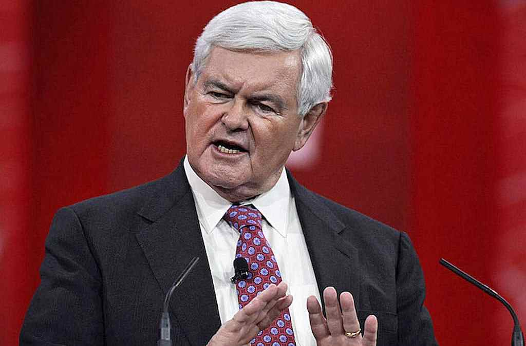 Newt Gingrich: Tax Reform is Never Easy, But GOP Majorities Hang in the Balance