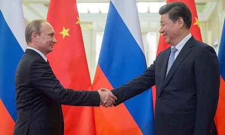 Russia and China's Alliance of Convenience
