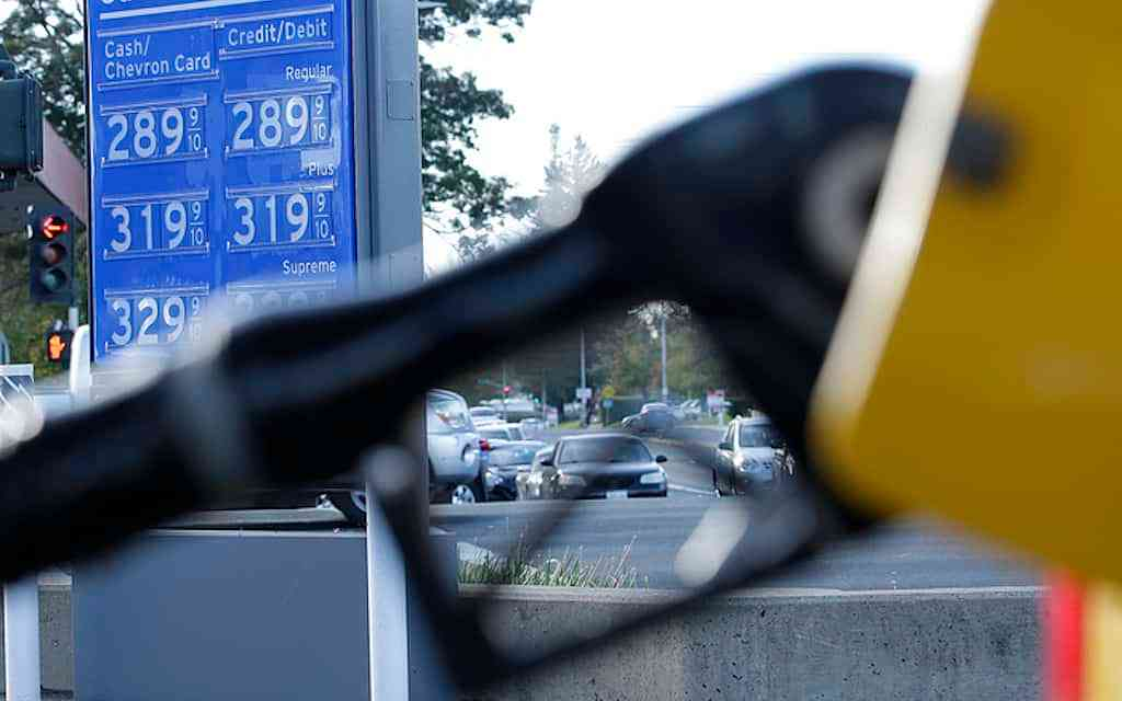 California's Soaring Gas Taxes Aren't Even Going to the Roads