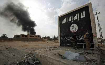 The Rise and Fall of the Islamic State