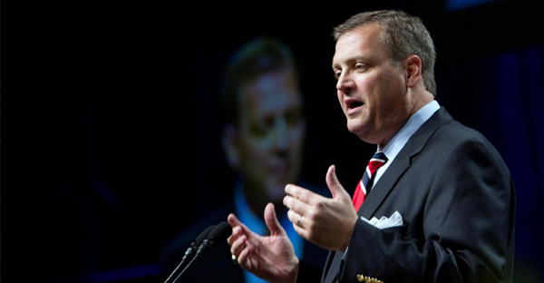 Mohler: Lord's Prayer is 'Revolutionary' Manifesto