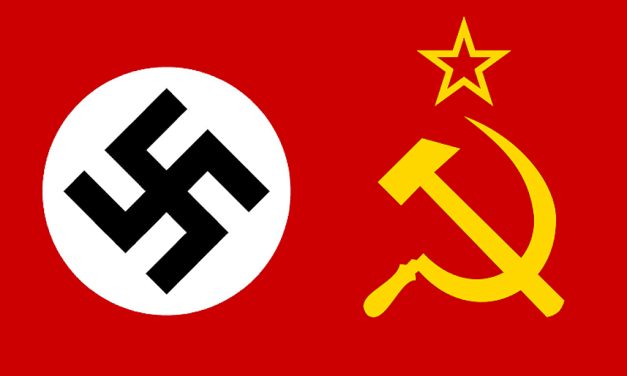 Why Nazism Was Socialism and Why Socialism Is Necessarily Totalitarian