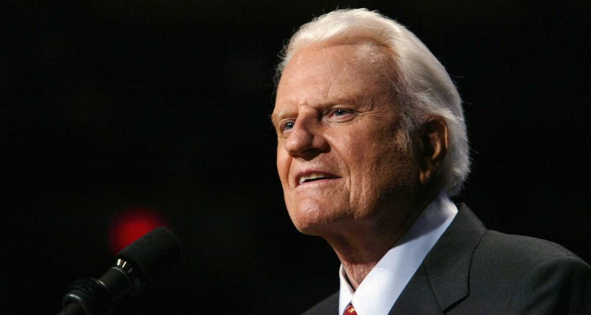 Billy Graham's Pastor Reflects On 'Dear Friend, Mentor'
