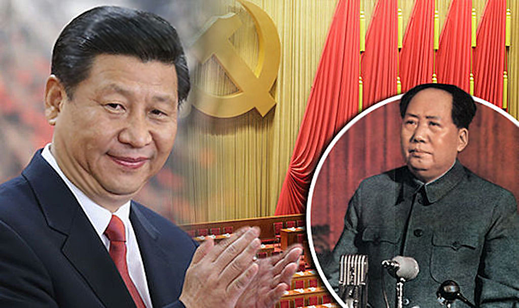 The Difference Between Xi and Mao