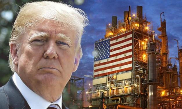 Trump's Revenge on OPEC and Russia