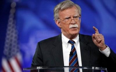 John Bolton and a Reagan Doctrine for Iran